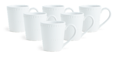 Croxton Mug, Set of 6