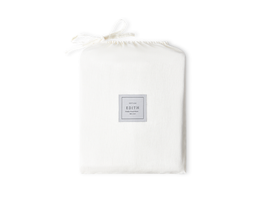 Edith Fitted Sheet Double_Front
