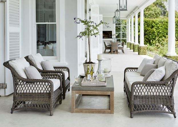 Harrington Sofa Set with Hove Coffee Table_Garden Furniture