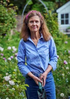 Jane Cumberbatch garden - 21/05/2021 02