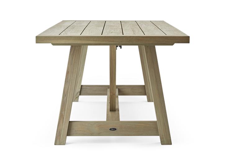 Stanway Teak 8 Seater Table_Garden