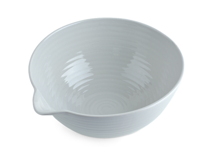 Lewes Pouring Bowl Grey_Top