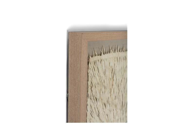 Overton paper art, rectangle, detail