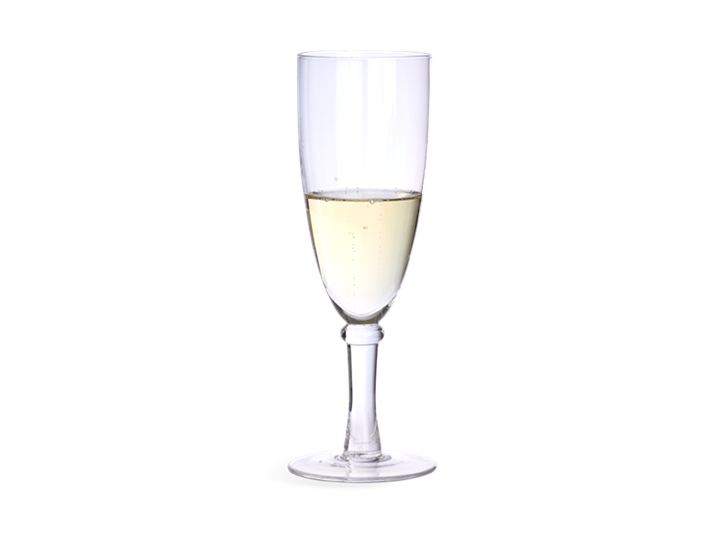Barnes Champagne Flute Glasses - Set of 6 Wine