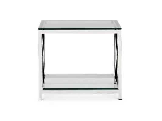 Manhattan 60 Square Lamp Table Front