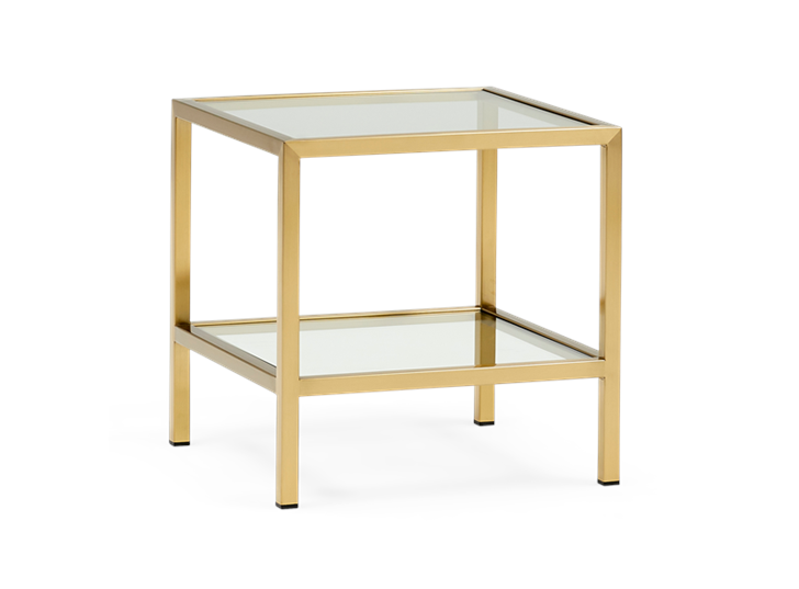 Kewsick Coffee Table Square_3Quarter
