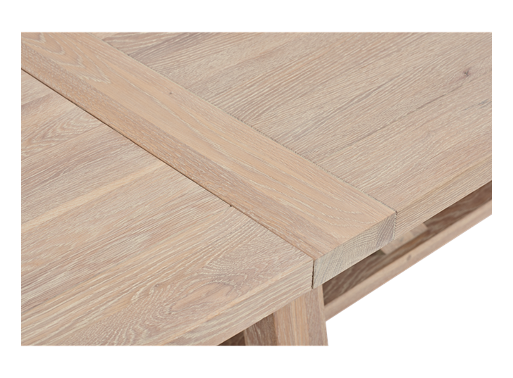 Arundel 184-274 Ext Table_Natural Oak_Detail 2