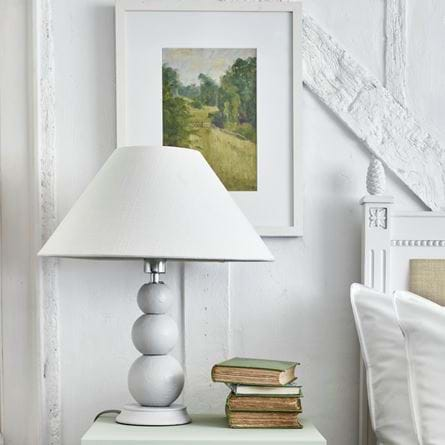 Larsson Bedroom Bloomsbury Small Lamp on Side Table