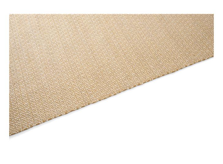 Alderbury geometric rug 200x300_saffron_detail 5