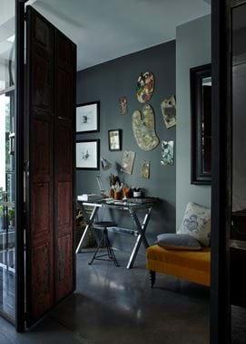 Manhattan 110 Desk_ Home Office_Art Studio
