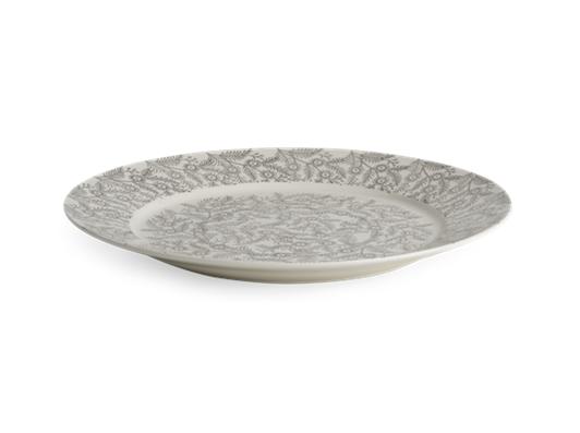 Olney Dinner Plate Set of 6 Walnut_Front