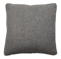 Florence Cushion 45x45cm, Elliot Granite