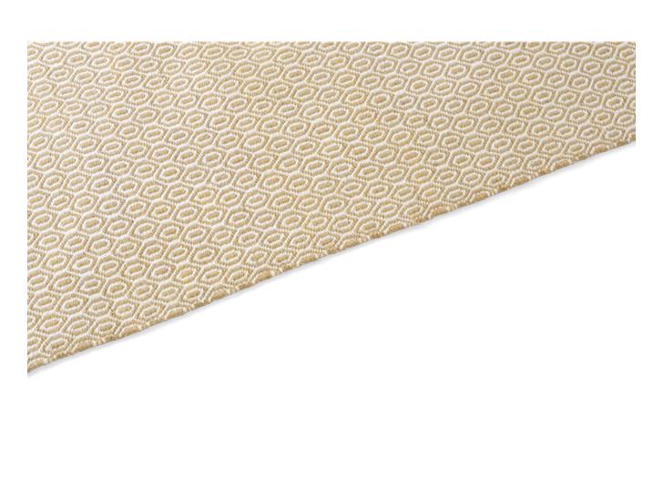 Alderbury geometric rug 70x240_saffron_detail 2