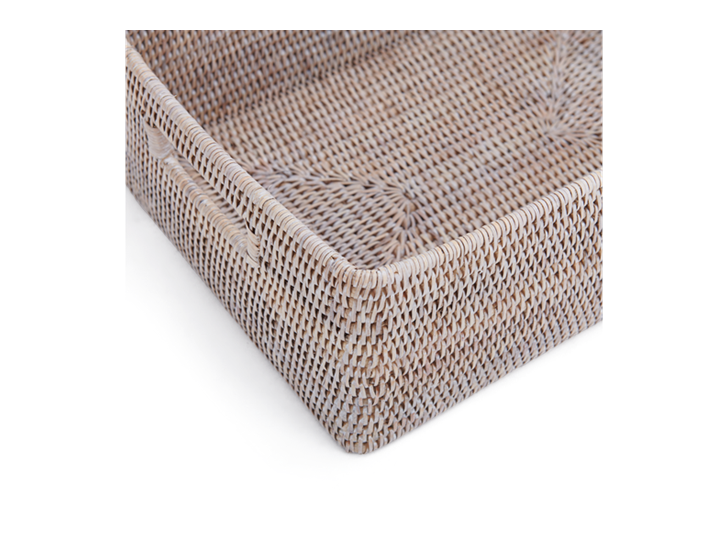 Ashcroft large rectangular box tray