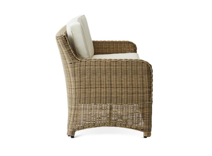 Compton 3 Seater Sofa_Side