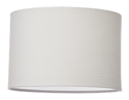 "Iona 18"" Lampshade with Diffuser, Warm White"