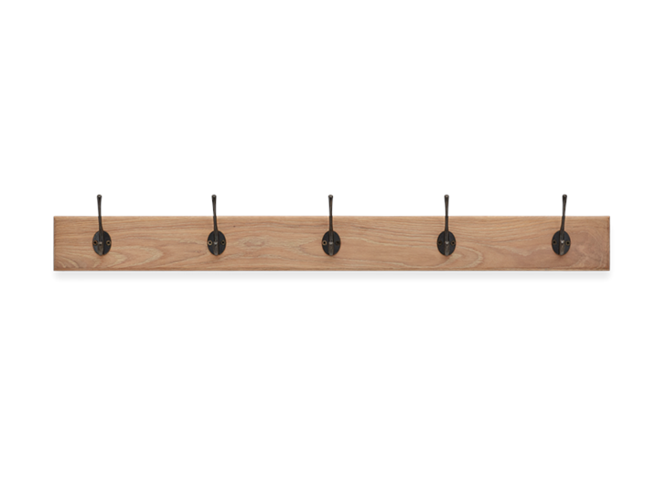 Edinburgh 3ft Coat Rack Front2