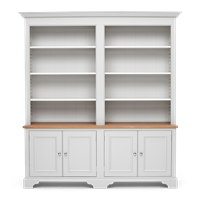 Chichester 6ft Bookcase